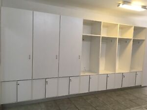 Free Cupboards and Shelving