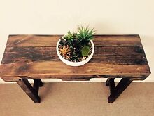 Reclaimed pallet console side table Daglish Subiaco Area Preview