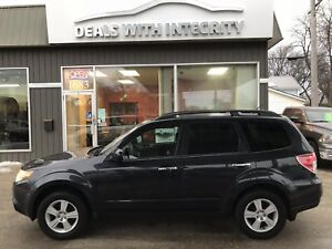 2009 Subaru Forester Sunroof Htd seats AWD SUV 4 cyl only $10900