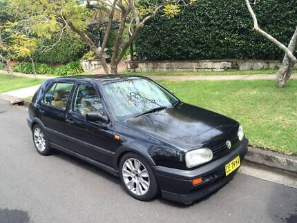 1994 Volkswagen Golf VR6 Roseville Chase Ku-ring-gai Area Preview