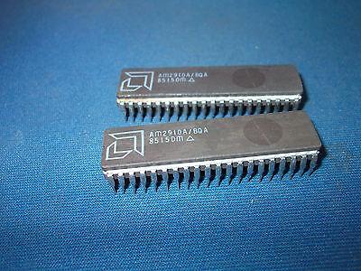 Am2910abqa Amd Vintage 40-pin Cerdip Am2910adc Nos Last Ones Collectible
