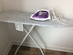 Electric Iron and Iron table