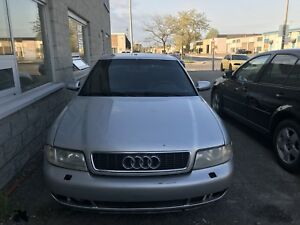 2001 Audi A4 1.8T Quattro Manual 153000km only