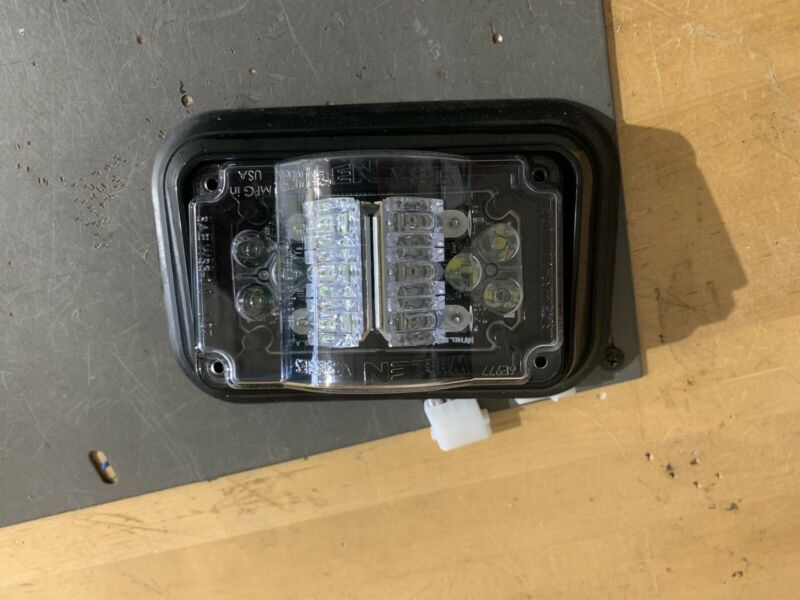Whelen 400 V Series Super LED Lighthead 4V3B