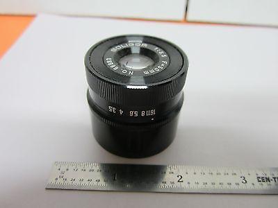 Metrology Inspection Camera Lens Japan Soligor Binb1-r-1