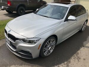 Lease takeover 2017 BMW 330i xDrive M Sport Line only $531