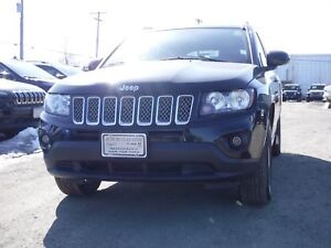 2014 Jeep Compass Sport ~ Leather Seats, Sunroof!