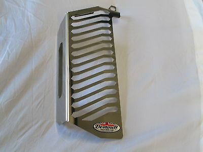 TRIUMPH 955I SPEED TRIPLE 97 04 OIL COOLER GUARD STAINLESS STEEL BEOWU