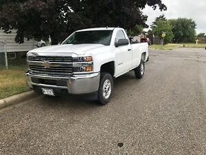 2015 2500 hd 6.0 silverado 4x4 6 speed auto 45 xxx