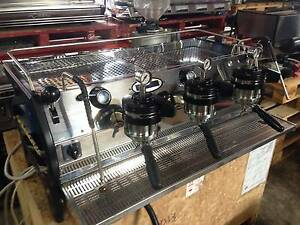 La Marzocco Strada Espresso Coffee Machine Commercial Cafe Maker Cremorne Yarra Area Preview