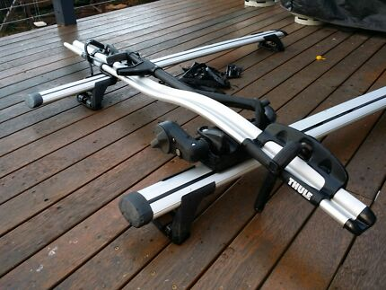 Sell together or sep Thule 591 bike carrier and whispbar racks. Mawson Woden Valley Preview
