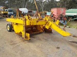 Rock Rake/Scoop Carisbrook Central Goldfields Preview