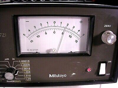 Mitutoyo Mu-checker Display Model 519-302