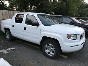 2008 Honda Ridgeline Ex no rust runs great