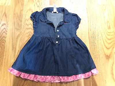 GUESS   BABY GIRL DRESS SIZE 24 MONTHS (Baby Guess)