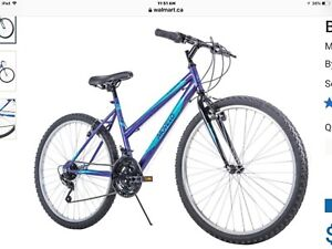 This 26-inch Movelo Algonquin woman Mountain bike (new)