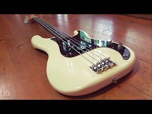 Fender 62 Reissue Precision bass. Kirwan Townsville Surrounds Preview