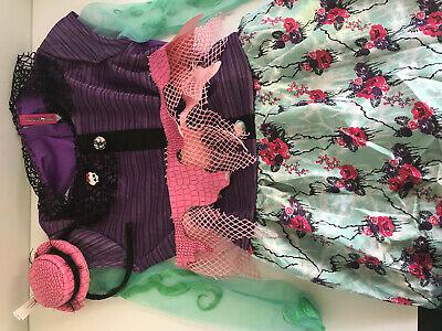 Rubies girls  Large MONSTER HIGH HALLOWEEN COSTUME DRESS up Ghoulia](Monster High Dress Up)
