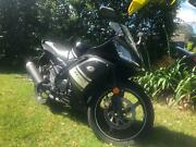 Yamaha Motorcycle YZF-R15B Crows Nest North Sydney Area Preview
