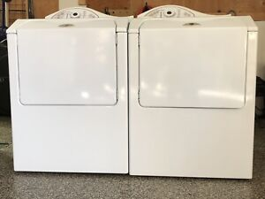 Laveuse-Sécheuse Maytag Neptune Blanche