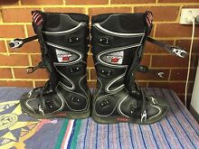 Fox Moto x boots Mindarie Wanneroo Area Preview