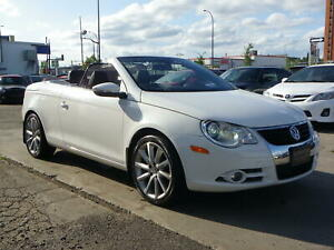 2009 Volkswagen Eos CONVERTIBLE | LEATHER | AUTO | PANORAMIC SUN
