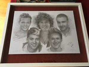 Reproduction de One Direction,  albums souvenirs et biographies