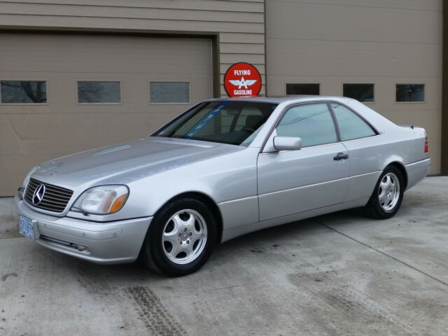 Beautiful 1997 Mercedes Benz Cl600 Loaded With Options