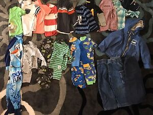 Boy clothes size 2T, 2 years old
