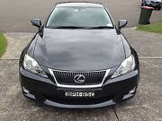 Lexus Is250 sports luxury Terrigal Gosford Area Preview