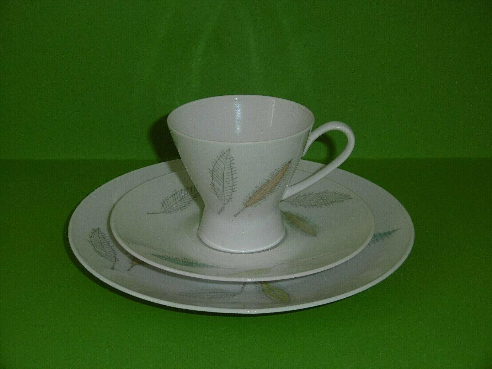 Rosenthal Form 2000 Untere für Kaffeetasse weiss Raymond Loewy TOP !!!