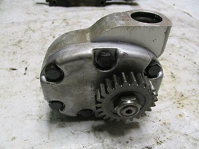 Farmall Ih 806 Tractor Hydraulic Pump