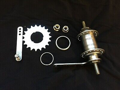 Morrow Coaster Brake Hub Eclipse Clutch Rings Prewar Postwar Schwinn nos