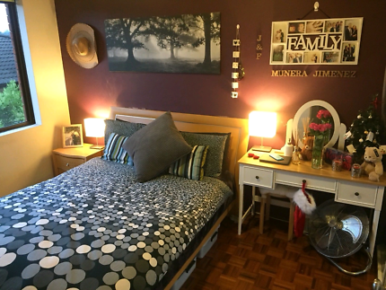 Room for couple $300 ALL bills included. 4min walk to train