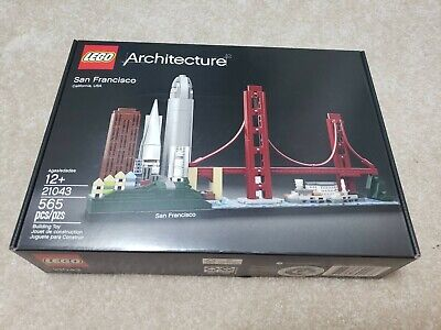 Lego 21043 Architecture San Francisco Brand New sealed