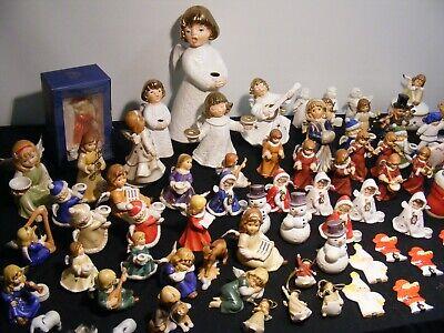 GOEBEL Weihnacht Lisa Larson R. Wachtmeister Lauscha Baumschmuck Engel Kerzen Schmuck Weihnachtsbaum