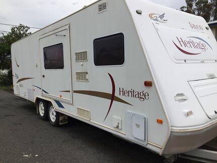 Caravan Jayco 27 ft Cessnock Cessnock Area Preview