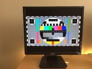 Acer 17In Vga LCD Monitor