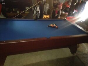 Pub size & style pool table Logan Central Logan Area Preview