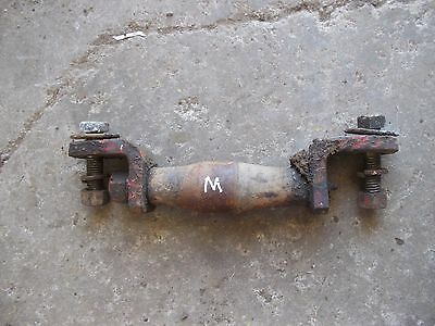 Farmall 300 350 400 450 Sm Sh M Row Crop Tractor Ihc Ih Swinging Drawbar Roller