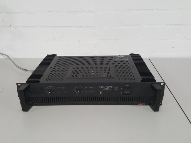 Inter-M R300 Plus Reference Power Amplifier