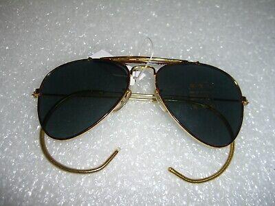 AVIATOR SUNGLASSES DARK TINT LENS CABLE FRAME TORTOISE BROW (Dark Aviator Sunglasses)