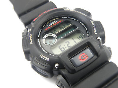 Gents Vintage CASIO G-Shock DW-9052 Watch - 200m