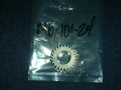 New Factory Oem Atlas Craftsman 6 Inch Swing Lathe 24 Tooth Change Gear New