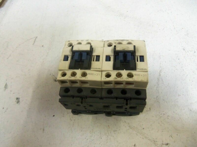 TELEMECANIQUE LC2D09 CONTACTOR *USED*