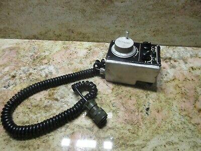 Fanuc Hardinge Sgss-42 5 Axis Jog Remote Control Controller Pendant Cnc Mill