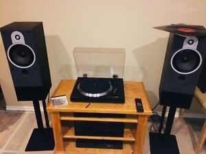 Rotel stereo system