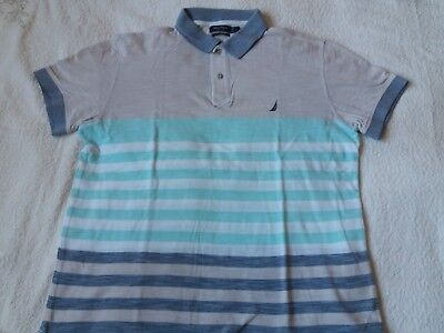 Men's Nautica T-Shirt UK Size L Good Condition