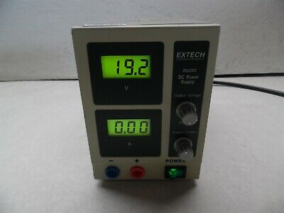 Extech 382202 Dc Power Supply