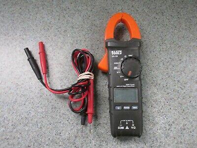 Klein Tools Clamp Meter Cl110